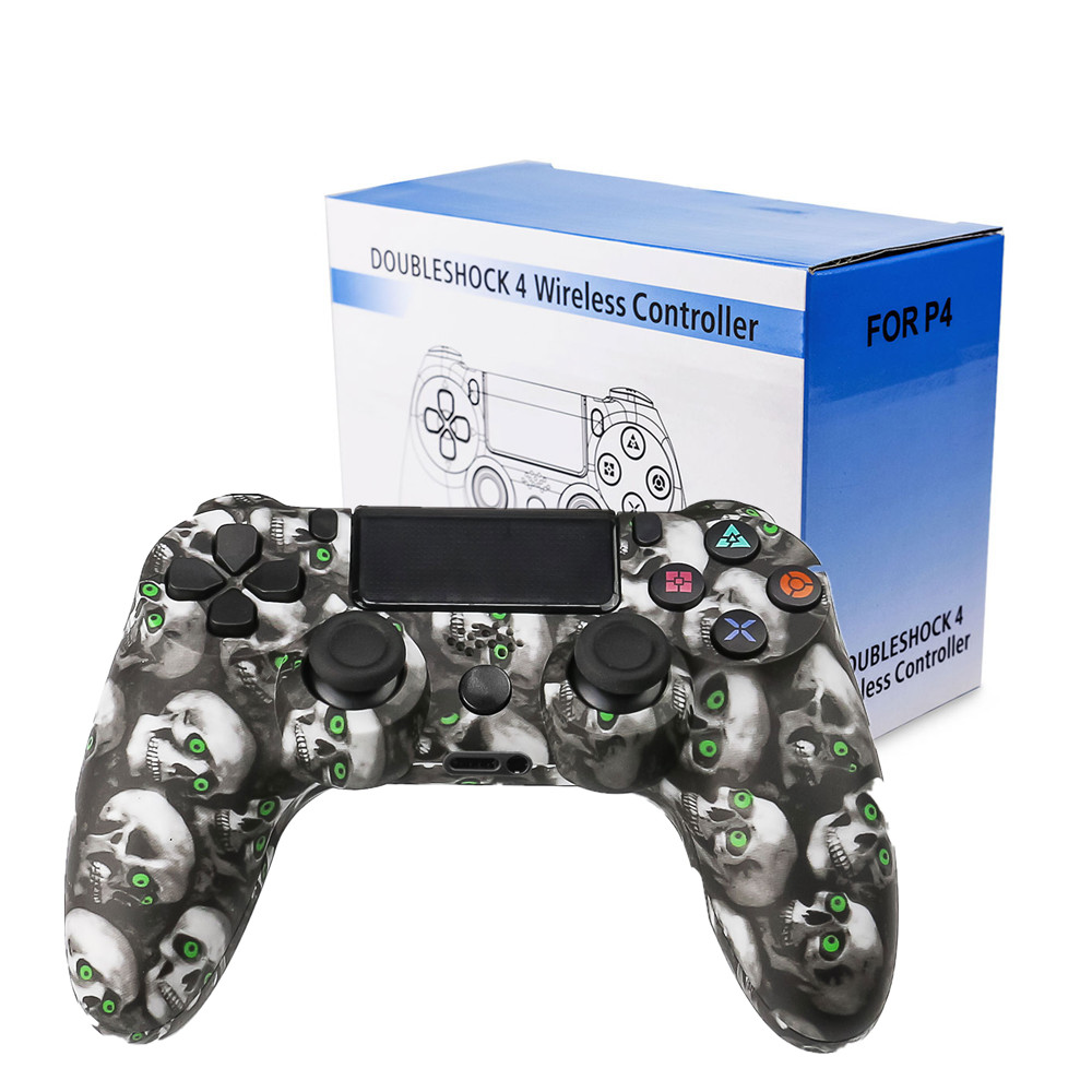 Bluetooth Wireless / wired Gamepad for Playstation 4 Joystick for PS4 Wireless Controller For Dualshock4 PS4 Remote Controller(China)
