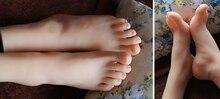 НОВЫЙ сексуальный девушки великолепный киска фут фетиш ноги любовника игрушки клоны модель высокая арка, секс куклы продукт ноги поклониться