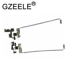 """GZEELE новая петля для LENOVO U31-70 E31 E31-70 E31-80 левый+ правый ЖК-экран петли AM1BM000400 AM1BM000500 кронштейн 13,"""" L& R"""