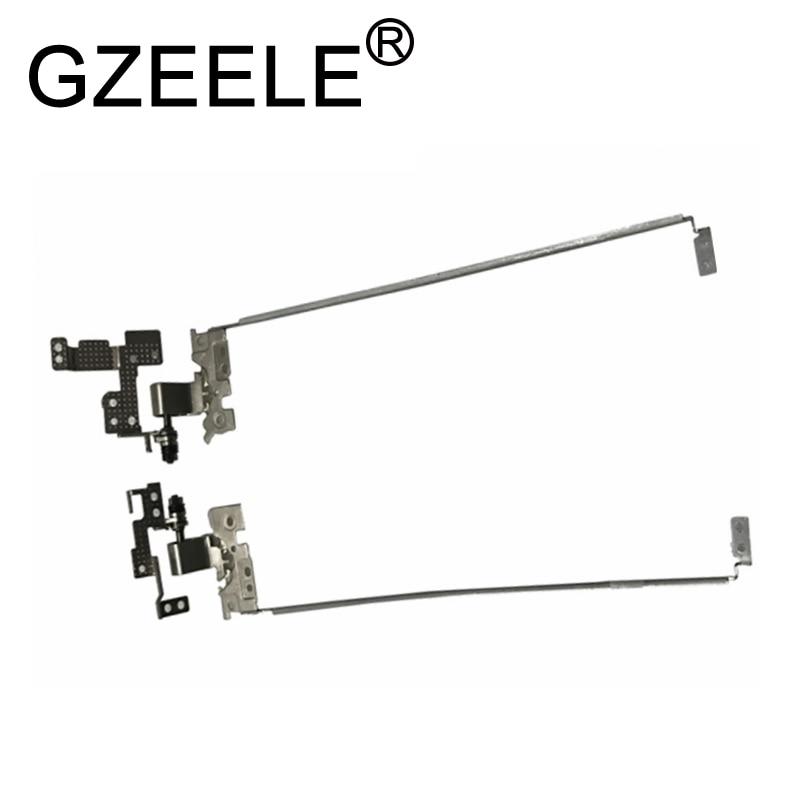 GZEELE NEW Hinge For LENOVO U31-70 E31 E31-70 E31-80 Left + Right LCD Screen Hinges AM1BM000400 AM1BM000500 Bracket 13.3