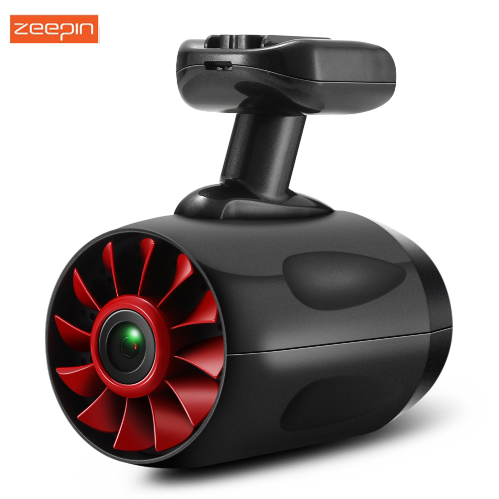 H030 ZEEPIN Car DVR 160 Degree 1080 P Escondida Cam Traço Com WDR Função de Monitor de Estacionamento de Visão Noturna Gravador de Condução