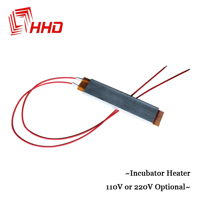 Heating incubator heater element plate for egg incubator accessories 110V 2 E,AU