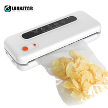 Household Plastic Bag Film Nougat Food Vacuum Packaging Machine Commercial Wet And Dry Sealing
