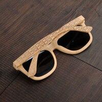 BOBO BIRD - Retro Bamboo Sunglasses 5