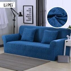 Cruz padrão elástico estiramento universal capas de sofá secional lance canto capa casos para móveis poltronas decoração para casa