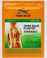 9 Patches Tiger Balm Patch Plaster Cool Cold Medicated Pain Relief Plaster RD Relief Of Muscular