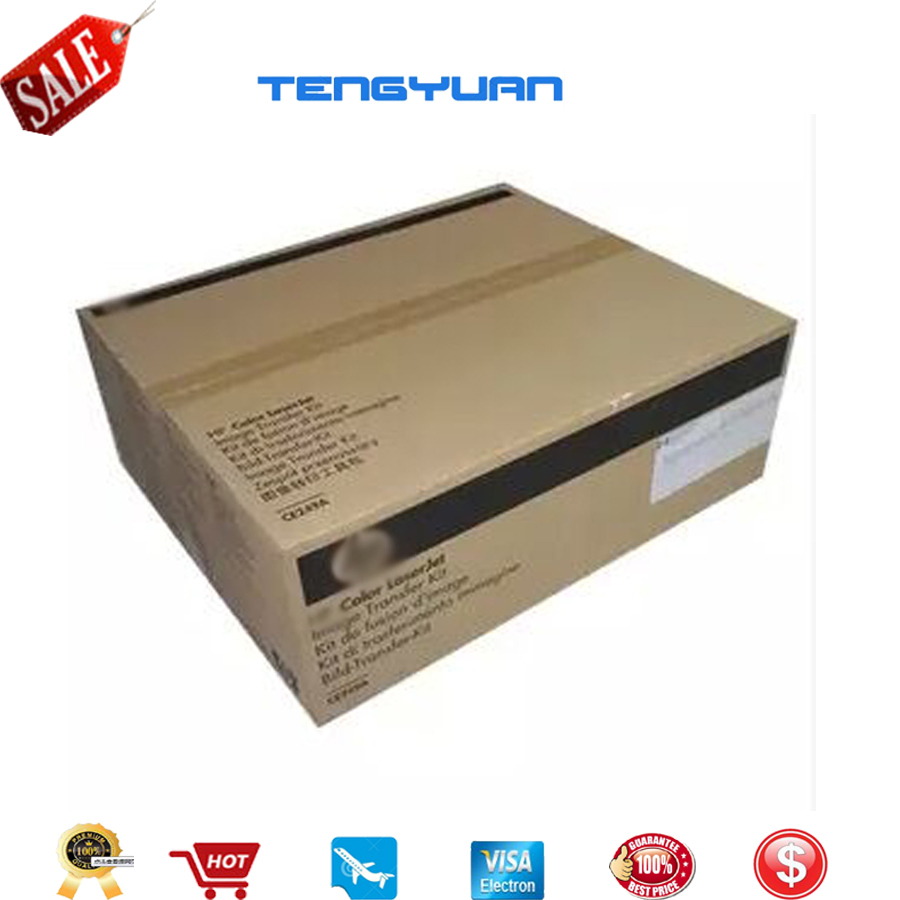 new original laser color jet for HP CP4025 CP4525 Transfer Kit  RM1-5575 RM1-5575-000 CE249A printer part printer part 100% new original laser color jet for hp3550 3700 3500 transfer kit q3658a printer part on sale