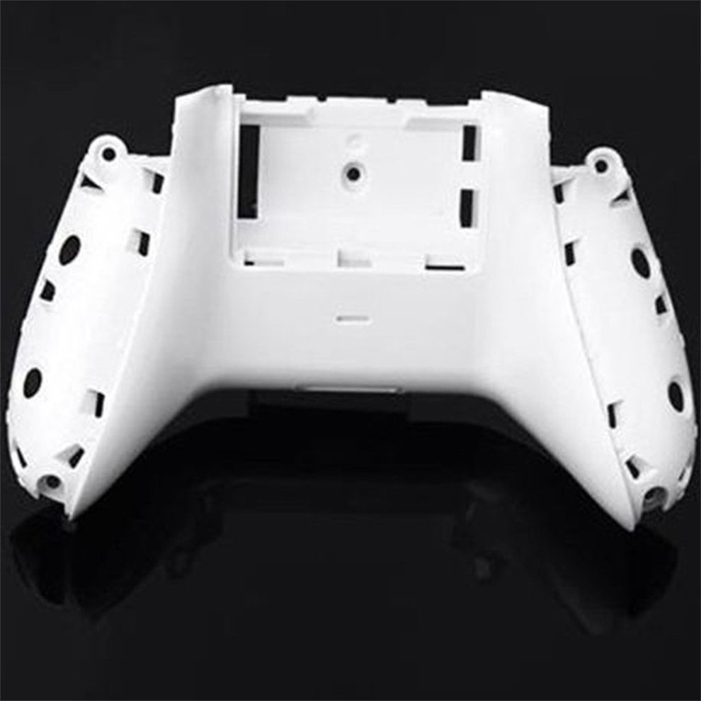 10PCS Durable Light Weight and Portable Black & White Wireless Controller Full Shell Case Housing for microsoft Xbox One for xbox one full housing shell case with 3 5 mm heatset jack replacement custom controller gamepad for xbox one x1 original