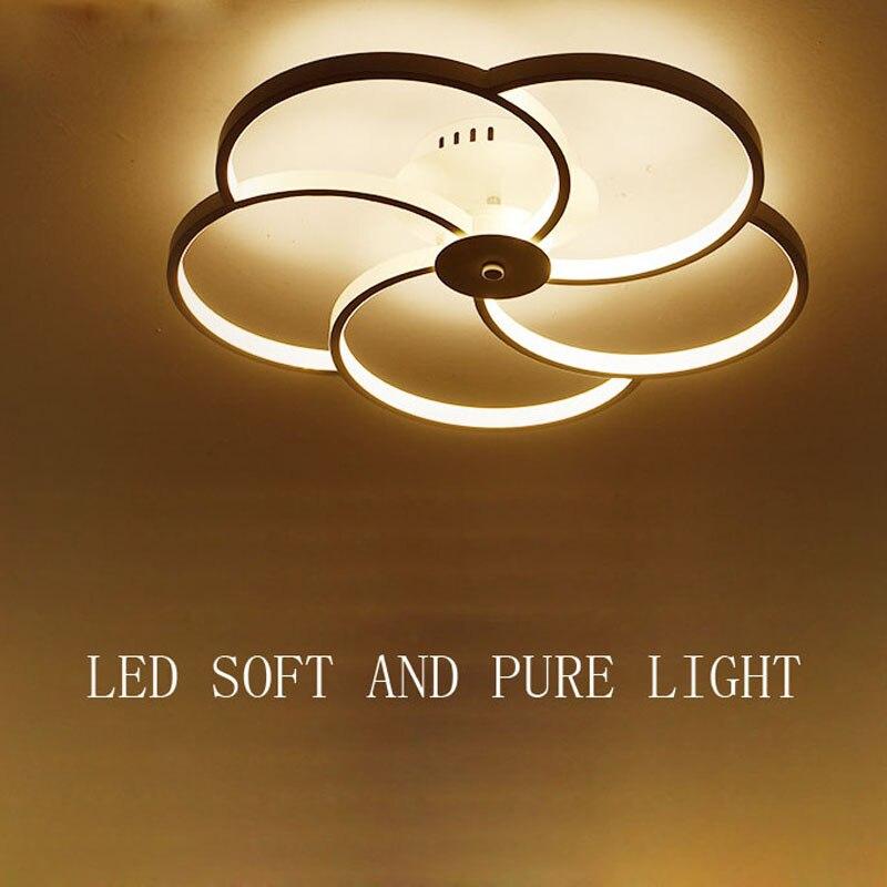 Светодиодная потолочная лампа пост современный минималистичный спальня Аромалампа личность креативный ресторан освещение Гостиная Кабин