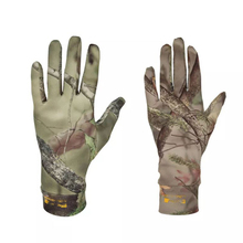 2019 NEW Fishing Gloves Men Camo Anti-Slip Touch Screen Hunting Glove Camping Equipment Bionic Camouflage Outdoor Sport