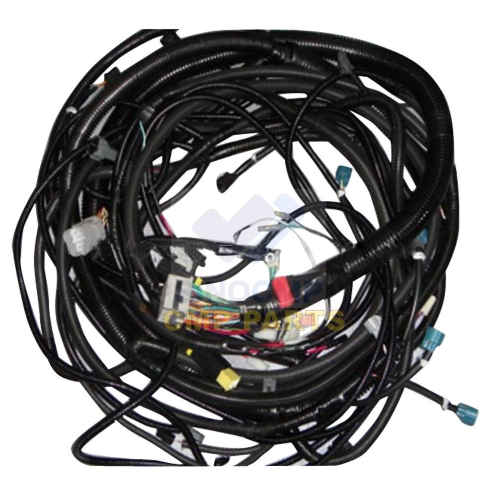 US $1015.0 |SH210 5 SH240 5 Excavator External Wiring Harness KRR12930 on kubota wiring, cooper wiring, denso wiring, toyota wiring, ford wiring, massey ferguson wiring, bosch wiring, john deere wiring, delta wiring,