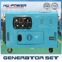Маленький размер супер 12kva silent дизель генератор цена