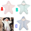2016 Best Baby Sleeping Bag Star Shaped Winter Warm Thick Stroller Sleeping Sack for Newborn Infant saco bebe dormir slaapzak
