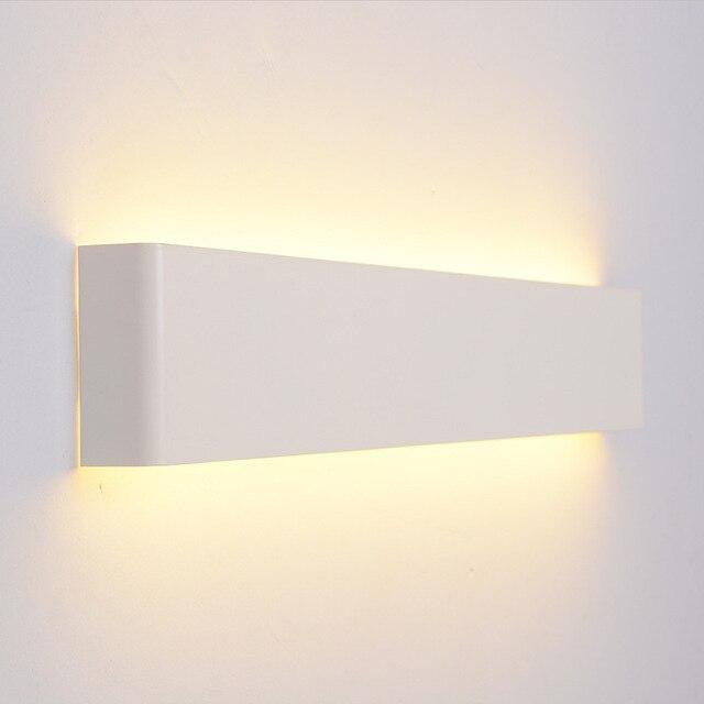 2017 продажа природного wandlamp с подсветкой стены современный минималистский лампы 14 см-88 см гостиной Спальня тумбочка