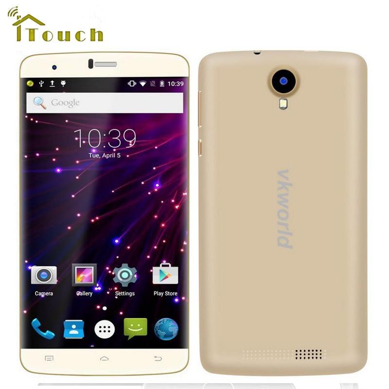 Цена за Оригинал Vkworld T6 Android 5.1 OS 4 Г LTE Смартфон MTK6735 Quad Core 2 ГБ RAM 16 ГБ ROM Мобильного Телефона 1280x720 P 6.0 Дюймов IPS телефон