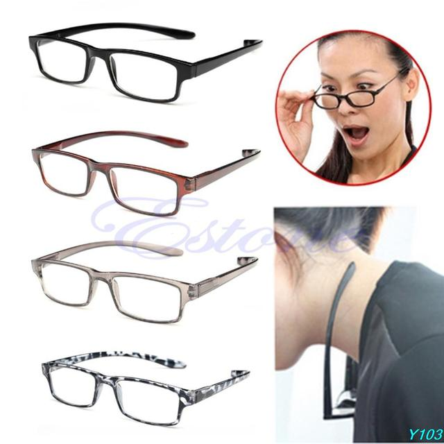 Y103/7-New Light Comfy Stretch Reading Glasses Presbyopia 1.0 1.5 2.0 2.5 3.0 Diopter-