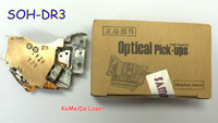 Orijinal SOH-DR3 DR3 Radyo Çalar lazer lens Lasereinheit Optik Pick-Up Blok Optique