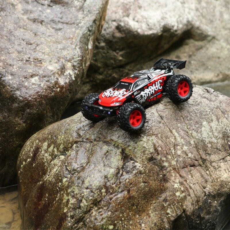Nouveau garçon adulte jouet BG1518 1:12 échelle 40-50 km/h quatre roues motrices étanche RC course Truggy haute vitesse Rc dérive voiture vs 94123 - 6