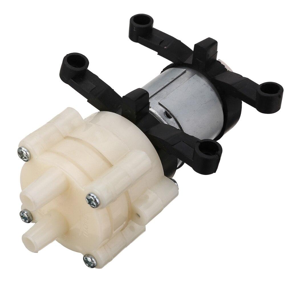 1 Stück Neue Miniatur Micro Membran Wasser Pumpe Spray Motor Dc12v Einfach Installieren Frische Wasser Pumpe Mayitr Selbst Pumpe 90*40*35mm Eine Hohe Bewunderung Gewinnen