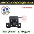 CCD Newest Car Rear View Camera Back View Car Rear View Parking Camera with 170 Degree Free Shipping