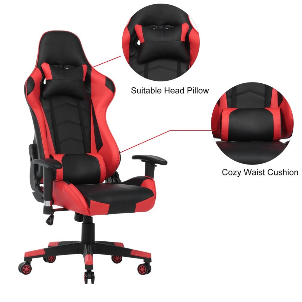 Incredible Ergonomic Confenrence Office Reclining Racing Chair Computer Gmtry Best Dining Table And Chair Ideas Images Gmtryco