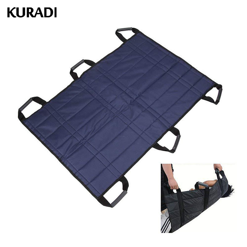 Patients Transfer Belt Mat Slide Bed Adult Underpads Draw Sheet Medical Lift Sling Patients Positioning Pad Elderly Bariatric