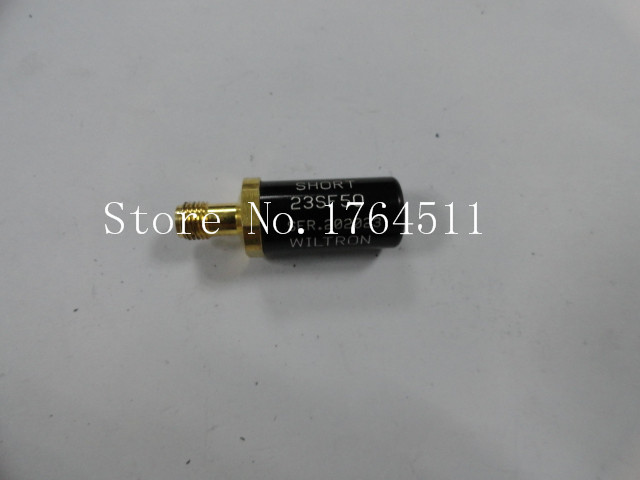 [BELLA] The Supply Of WILTRON 23SF50 DC-26.5GHZ RF Calibration Load 3.5mm
