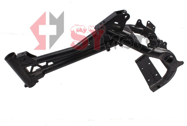 pit bike parts CRF110 frame HondaCRF110-in License Plate from ...