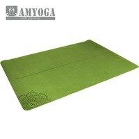 2 Person Fitness Yoga Mat For Beginners Anti Slip TPE Fitness Mat Thickness Sport Mat Widen Gymnastics Mats 183*120cm*8 mm