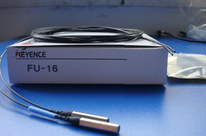FU-16 KEYENCE optical fiber sensor NEWFU-16 KEYENCE optical fiber sensor NEW