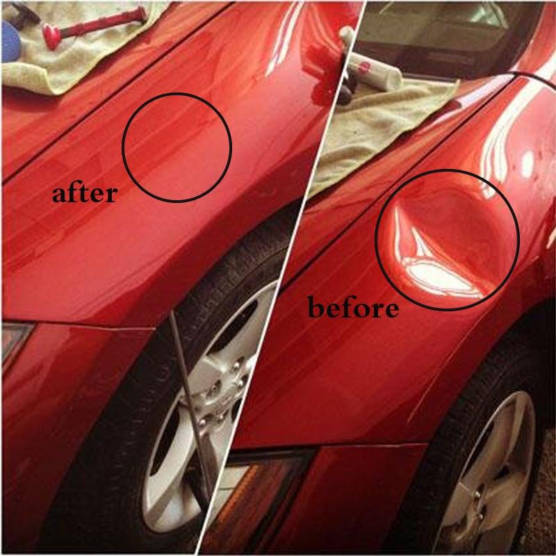 Купить с кэшбэком WHDZ Dropshipping Paintless Dent Repair Remover Dent Lifter kit Glue Puller Hand Lifter car Dent PDR Tools Ferramentas