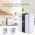 Generador Ionizador Negativo ionizador Purificador De Aire Durable Silencio Purificador De Aire Quitar Polvo de Humo Formaldehído Purificador de Aire para el Hogar