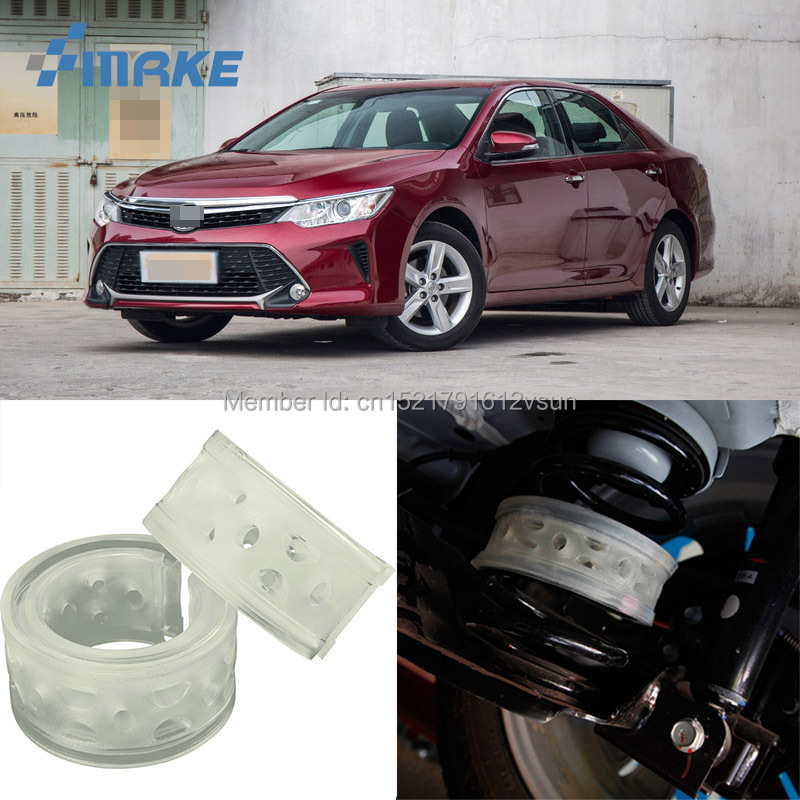 smRKE For Toyota Camry Car Auto Shock Absorber Spring Buffer Bumper Power Cushion Damper Front/Rear High Quality SEBS