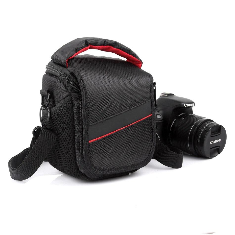 Камера сумка-чехол для Sony RX100 II III NEX3N NEX5C NEX5R NEX5N NEX5T NEX-6 NEX7 A6300 A6000 A5100 A5000 HX60 HX50 HX90 W830 ...
