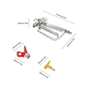 Image 3 - Pistola para pintar sin aire de alta presión, punta de pulverización 517 PSI, protector de boquilla para pulverización de bomba de Wagner Titan, máquina de pulverización
