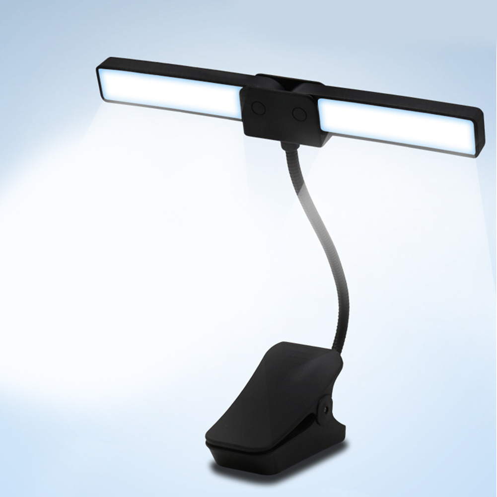Book Lamp Study LED Bulb Simple Eye Care Home Music Stand Night Orchestra Adjustable Brightness Foldable Arm USB RechargeableBook Lamp Study LED Bulb Simple Eye Care Home Music Stand Night Orchestra Adjustable Brightness Foldable Arm USB Rechargeable