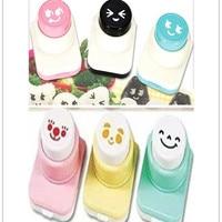 Panda Koala Nori Cutter Onigiri Punch Stamp/Cute DIY Smiling Face Sushi Tool Maker/Japanese Kitchen Accessories Bento Decoration