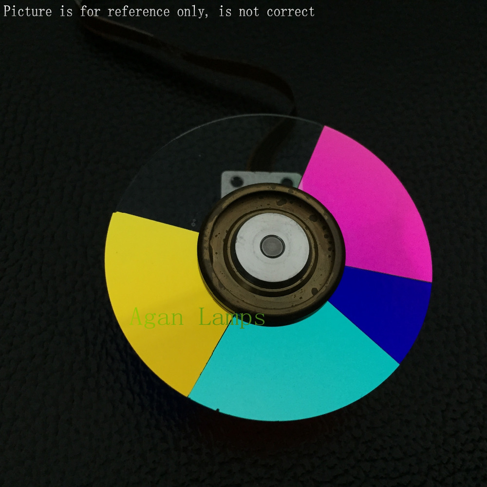 100% NEW Original Projector Color Wheel for Optoma DP234 wheel color projector color wheel for optoma hd66 hd67n