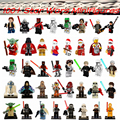Star Wars Young Han Solo Luke Skywalker Boba Feet Darth Vader Yoda Obi Wan R2D2 Building Blocks Toys For Children