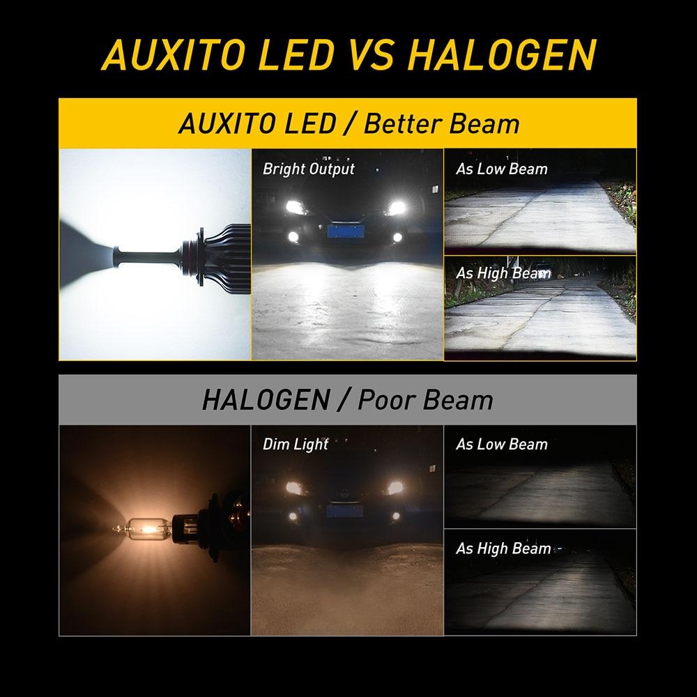 h4 h7 lâmpada led faróis do carro