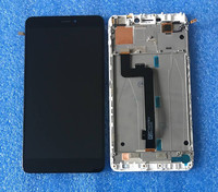 Original Tested Axisinternational For 6 44 Xiaomi Mi Max 2 With Frame LCD Screen Display And