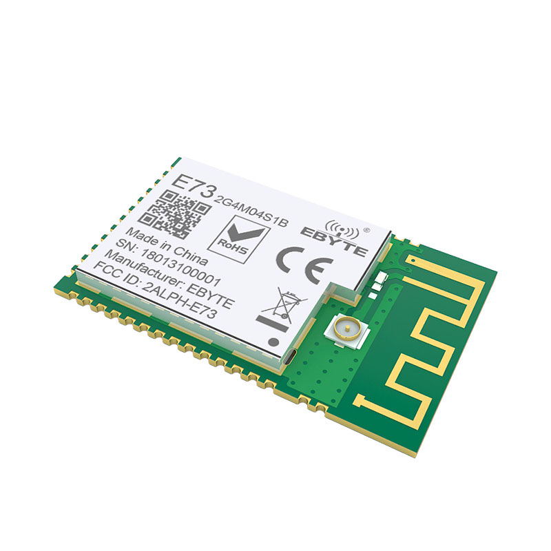 Image 4 - Bluetooth 5.0 nRF52832 ebyte 2.4Ghz E73 2G4M04S1B IPEX PCB Antenna IoT uhf Wireless Transceiver Ble 5.0 rf Transmitter Receiver-in Fixed Wireless Terminals from Cellphones & Telecommunications