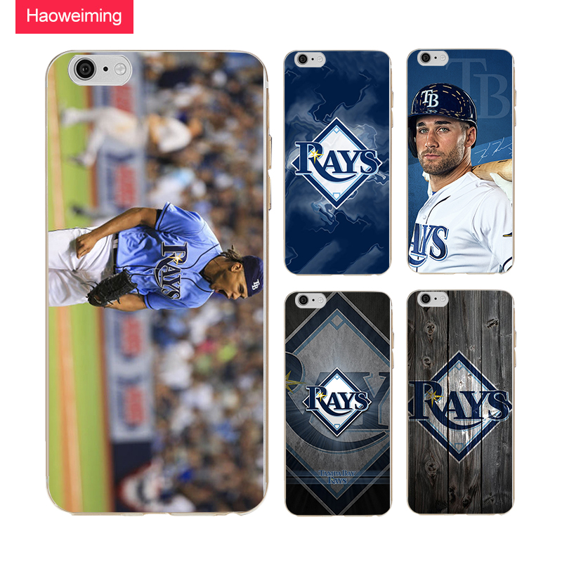 Tampa Bay Ray Baseball Silicone Soft TPU Cover Case For Samsung Galaxy S3 S4 S5 S6 S7 S8 S9 Edge Plus A3 A5 A6 A7 H359