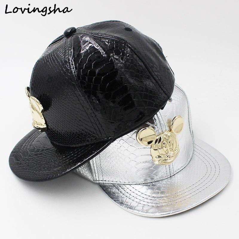 Prix pour LOVINGSHA Mode Garçon Casquettes de Baseball Character Design 3-8 Ans Kid Snapback Caps Haute Qaulity Réglable Cap Pour fille CC092