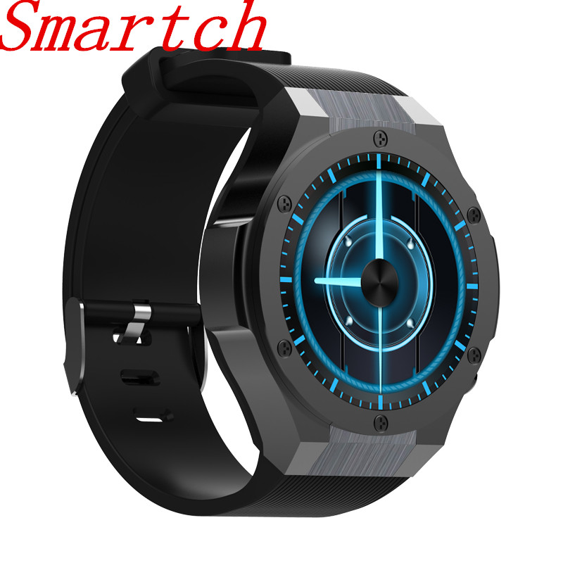 Smartch Latest Android 5.1 MTK6580 1GB 16GB Smart Watch Clock H2 With GPS Wifi 5MP Camera Smartwatch For Android iOS Phone умные часы smart watch y1