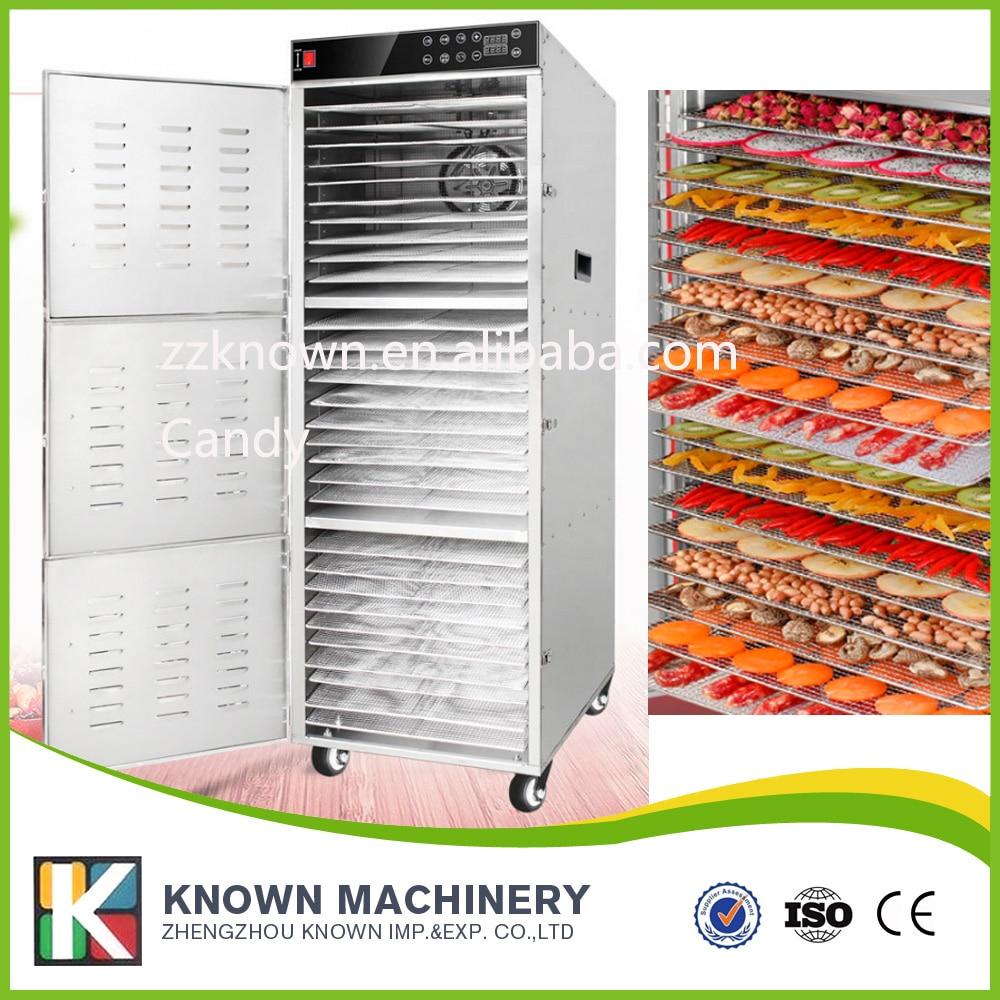 30 tray 220V Electric Food Dryer Fruits/Vagetables Drying Machine Pet Treats Dehydrators 30-100 degrees shanghai kuaiqin kq 5 multifunctional shoes dryer w deodorization sterilization drying warmth