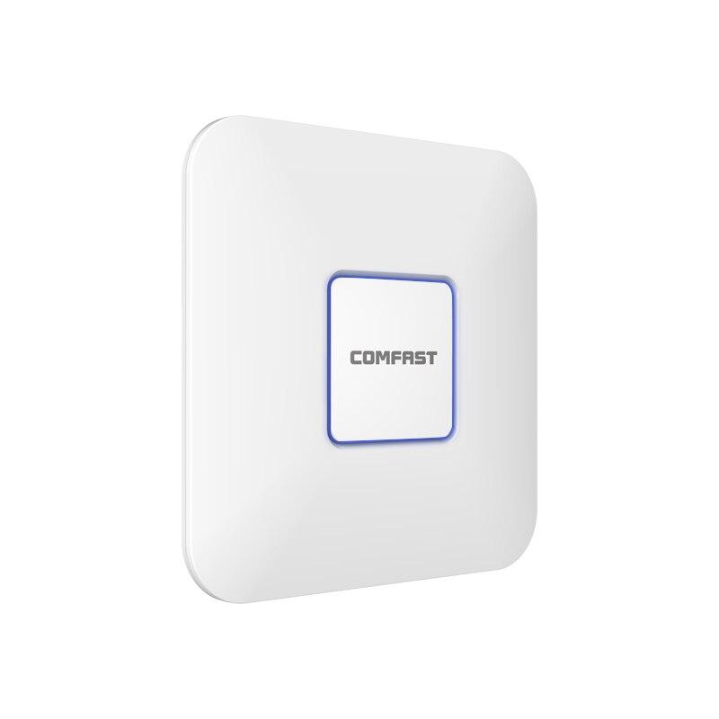 3 pièces 2.4Gh & 5.8G 1200 Mbps haute puissance routeur Wifi plafond intérieur AP Wifi Signal Booster WIFI extenseur répéteur RJ45 PoE adaptateur