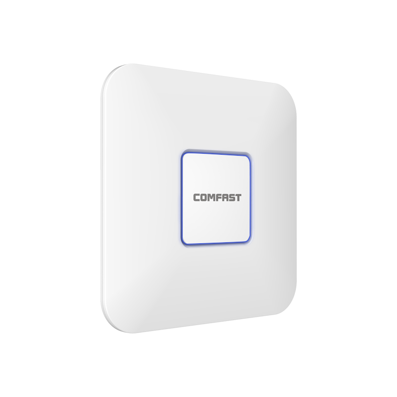 3Pc COMFAST wireless Ap 1200Mbps Ceiling AP 802.11AC 5.8G+2.4G Qualcomm Indoor AP 48V POE 500mw WiFi Access Point 4*3dbi Antenna comfast wireless indoor ap 1200mbps gigabit ceiling ap 802 11ac wifi signal booster wifi expander wi fi routers rj45 poe adapter