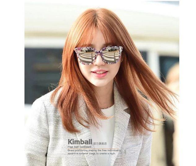 deb1b4172ca9 2015 Korean Brand Gentle monster Handmade V ABSENTE Sunglasses men women  fashion UV400 sun glasses star models Original case-in Sunglasses from  Apparel ...