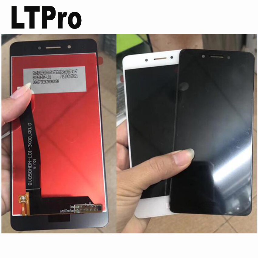 LTPro 100% Tested NUOVO Per Huawei Honor 6C DIG-L01/Nova Smart DIG-L21HN Display LCD + Touch Screen Digitizer Assembly parti
